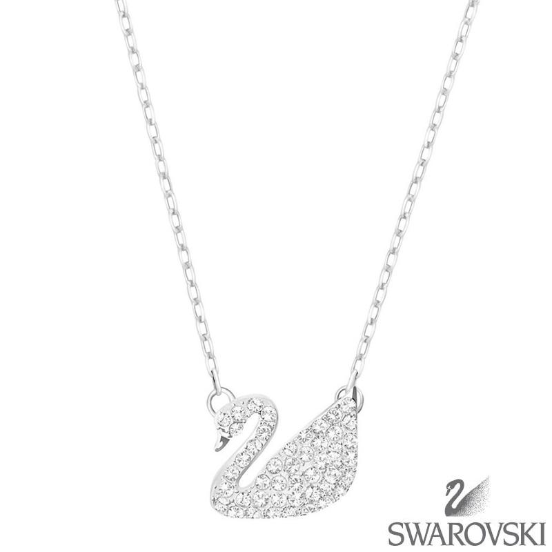 스와로브스키 Swan 펜던트 5187404 목걸이