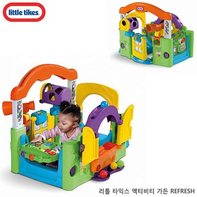 밀레마트 리틀타익스 액티비티가든 아기체육관 63262KR 러닝홈