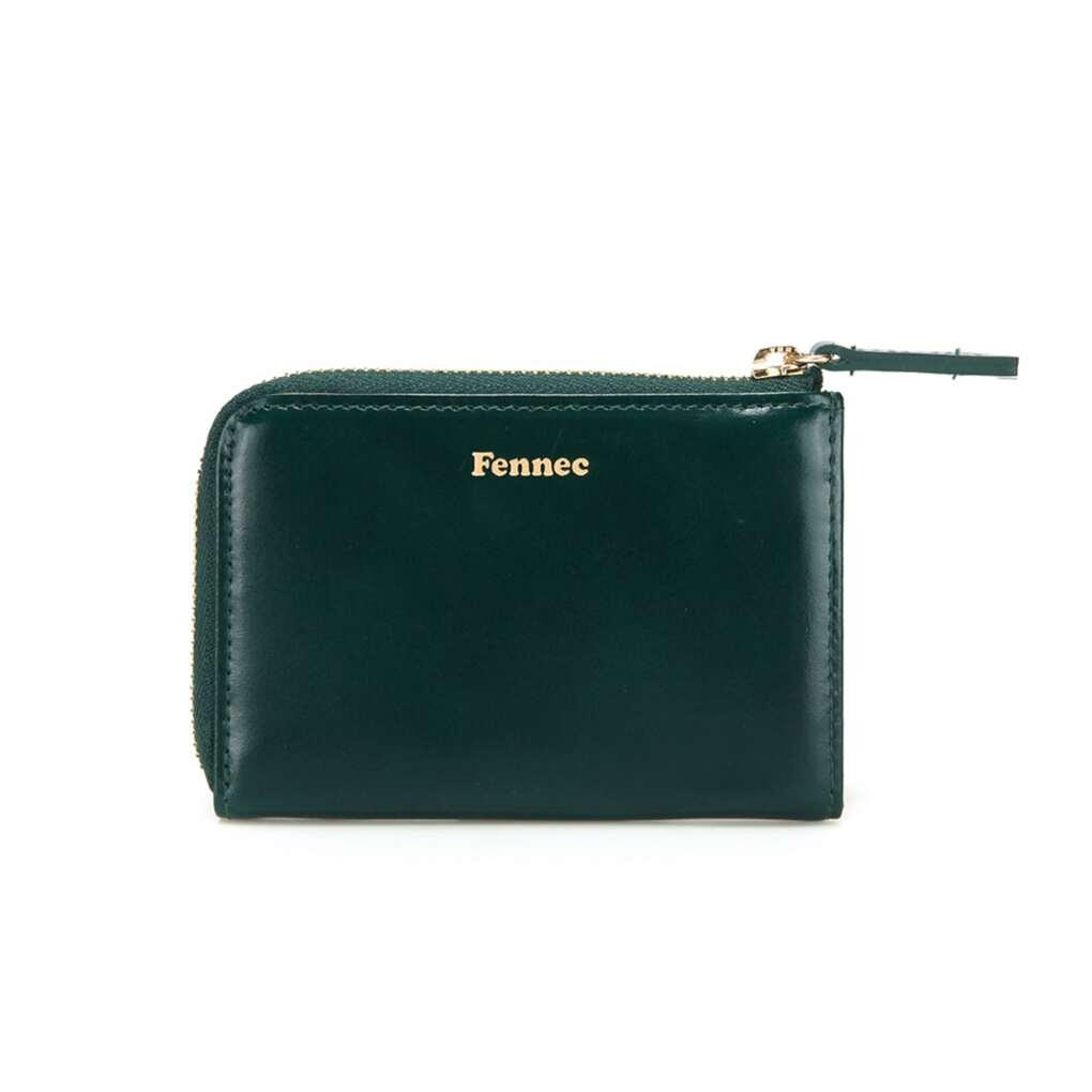 페넥 미니 지갑 2 모스 그린, 단일상품