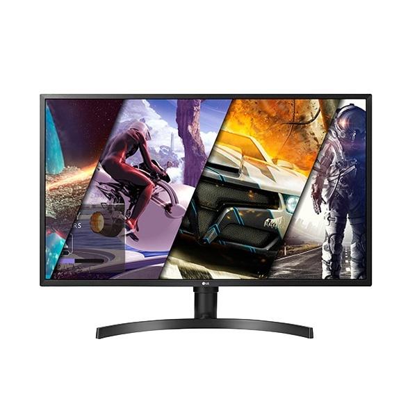라온하우스 [LG전자] LG울트라HD모니터 32인치 모니터 / LED LCD (와이드) 4K UHD 플리커프리 프리싱크 내장스피커 HDR, 621349