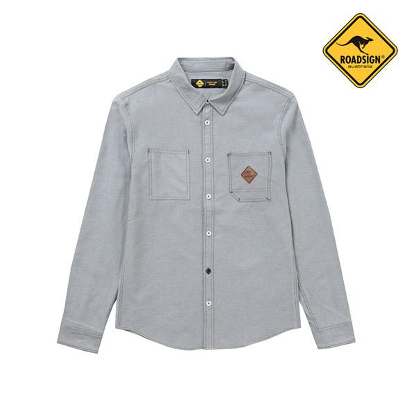 로드사인 [로드사인] P 유니 베이직 셔츠-RASY303A_NA