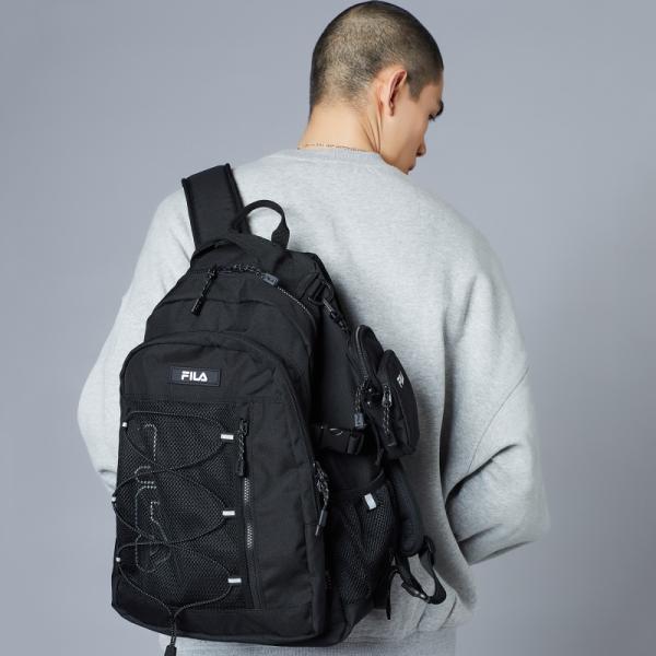 휠라 <신학기 가방> T-PACK 21 백팩 스포츠, BLACK