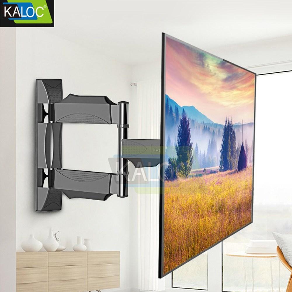 TV벽걸이 브라켓 삼성TV LGTV호환 거치대 KALOC X4