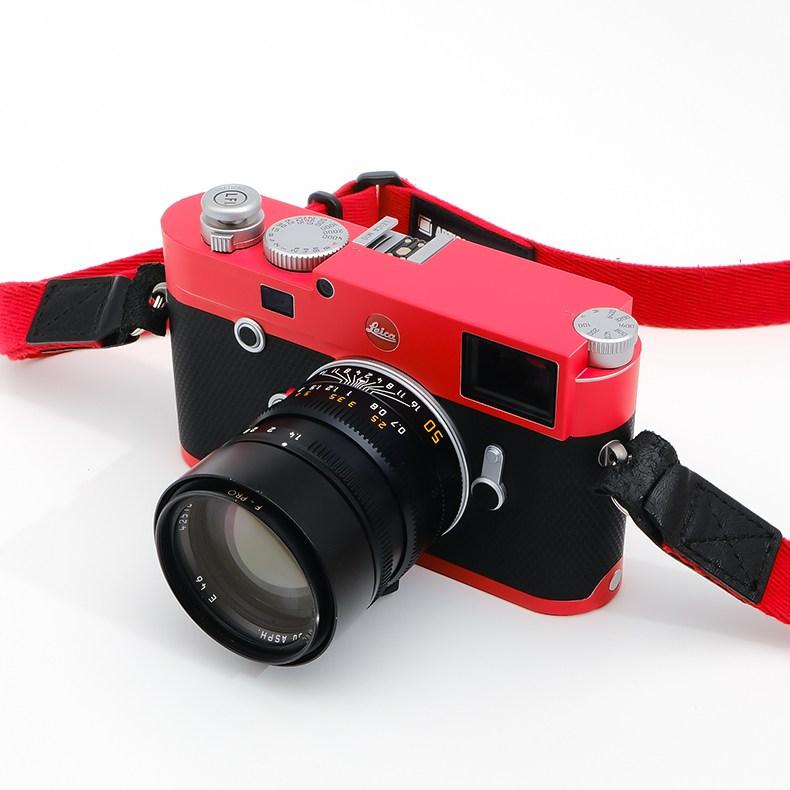 라이카 미니룩스 줌 M10 카메라 토털 보호 필름 카본 LeicaM10P 스티커 스크럽, 01 라이카M10M10P(카본블랙)