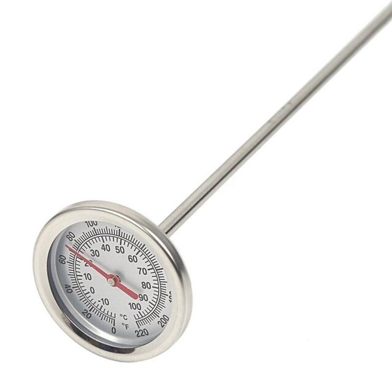 환경 친절한 토양 온도계 음식 급료 옥외 스테인리스 퇴비 온도 측정, 중국, 은
