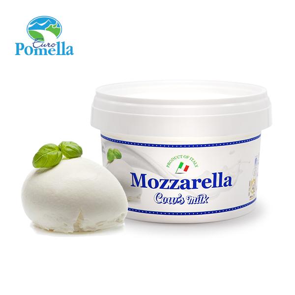 [유로포멜라] 모짜렐라 카우(냉동) 100g, 단품