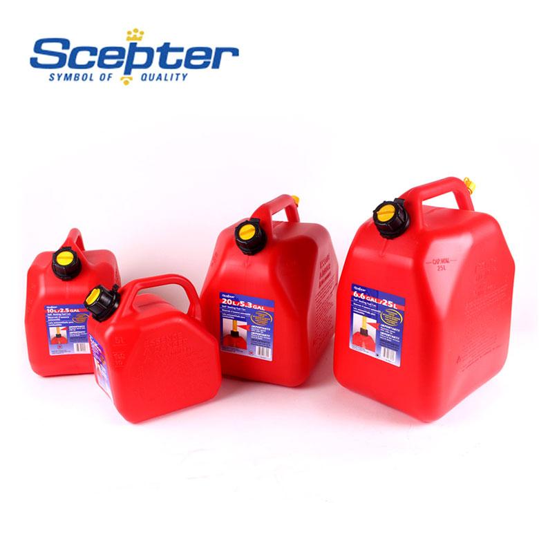 Secpter 제리캔 캐나다산 정품, 01_셉터제리캔 베이직세트 10L(기본주유기), 1개