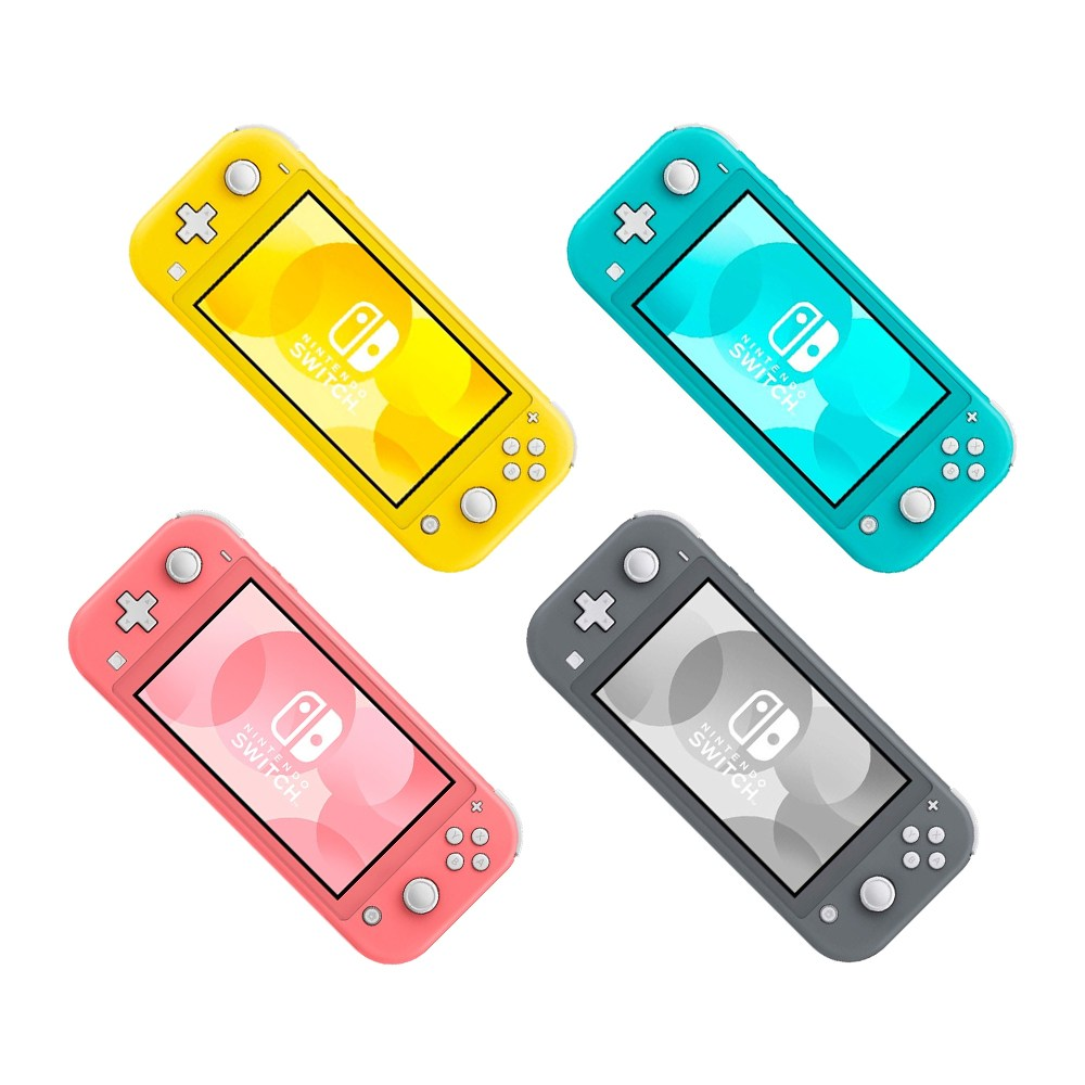 Nintendo Swich Lite 닌텐도 스위치 라이트 휴대 전용 5.5인치, 그레이