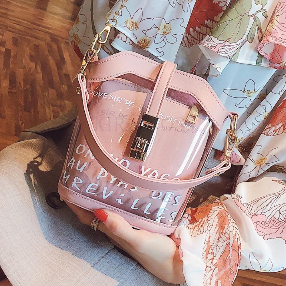 kirahosi 여자 가방 체인백 숄더백 크로스백 버킷백 여름 4호  덧신 증정 COj11kas
