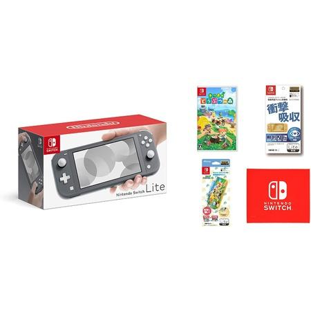 1. Nintendo Switch Lite 회색모여 동물의 숲 - Switch[닌텐도 라이선스 상품] Nintendo Switch Lite 전용, 원 컬러_원 사이즈, 상세 설명 참조0, 상세 설명 참조0