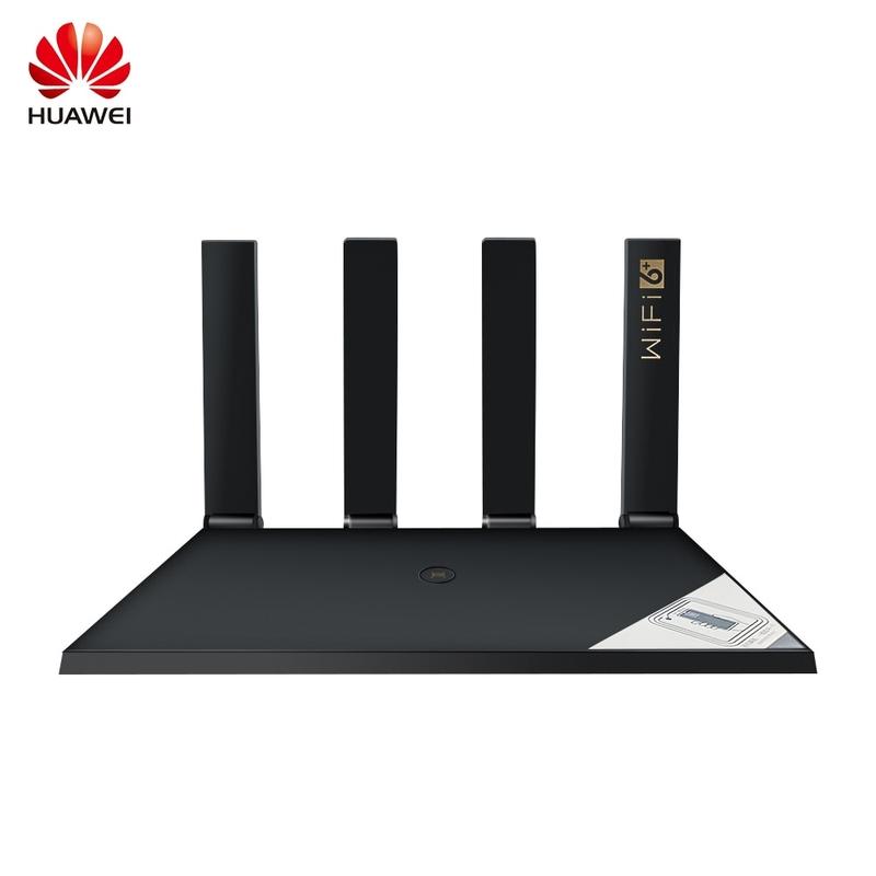 화웨이 와이파이 공유기 Wi-Fi 스마트 홈 메시 라우터, 중국, AX3 흰색