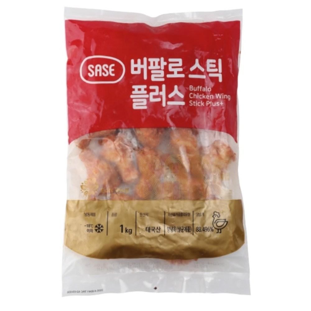 사세 버팔로스틱(봉)1kg+코코우유볼1kg 추가, 1개, 1kg