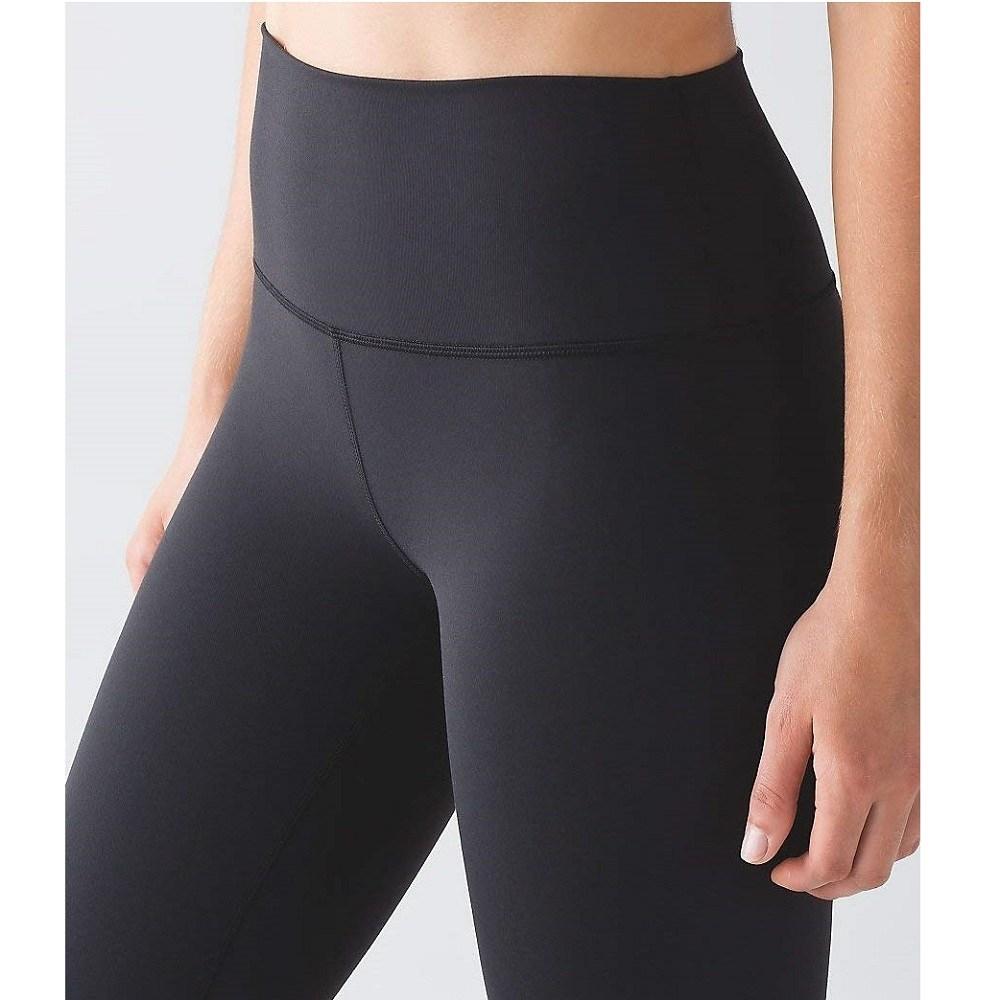 Lululemon 룰루레몬 하이 타임즈 팬츠 풀 온 7부 8부 요가 레깅스 High Times Pant Full On Luon 7 8 Yoga Pants (Size 4 6 8)