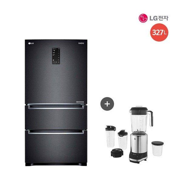 [엘지 디오스] [327L] LG DIOS 김치톡톡 김치냉장고 (K339MC15E), 상세 설명 참조