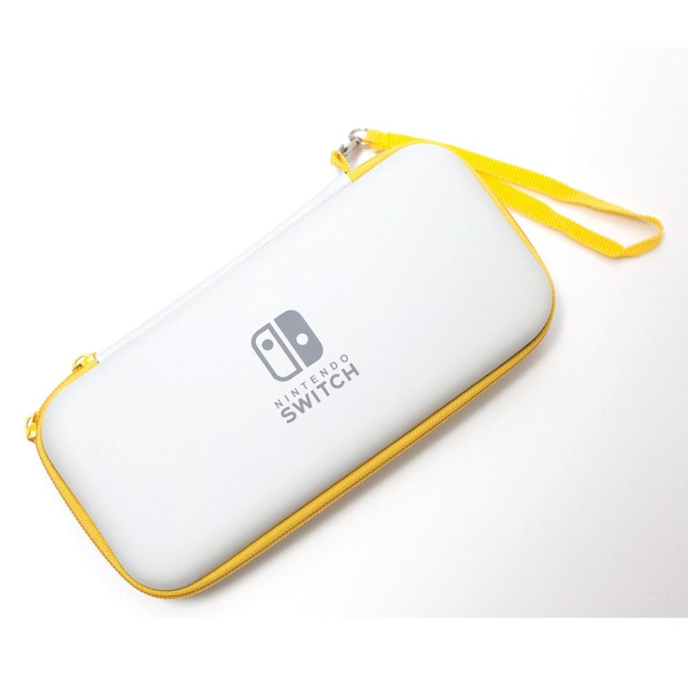 닌텐도 스위치 라이트 고급 파우치 옐로우 DM3234, 단일상품, 단일상품