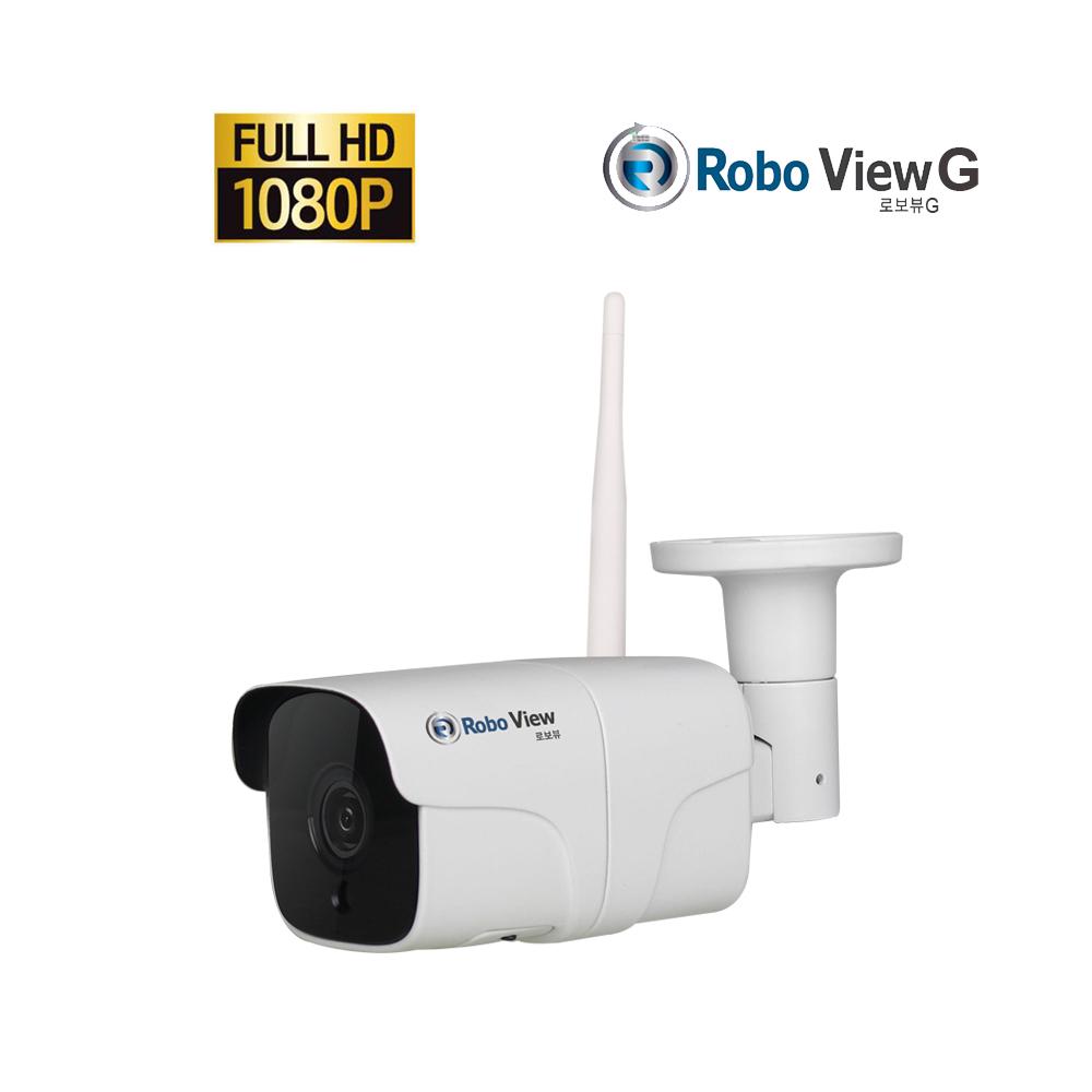 로보뷰G 실외용 IP카메라 해킹방지 유무선 CCTV 200만화소 실내외겸용