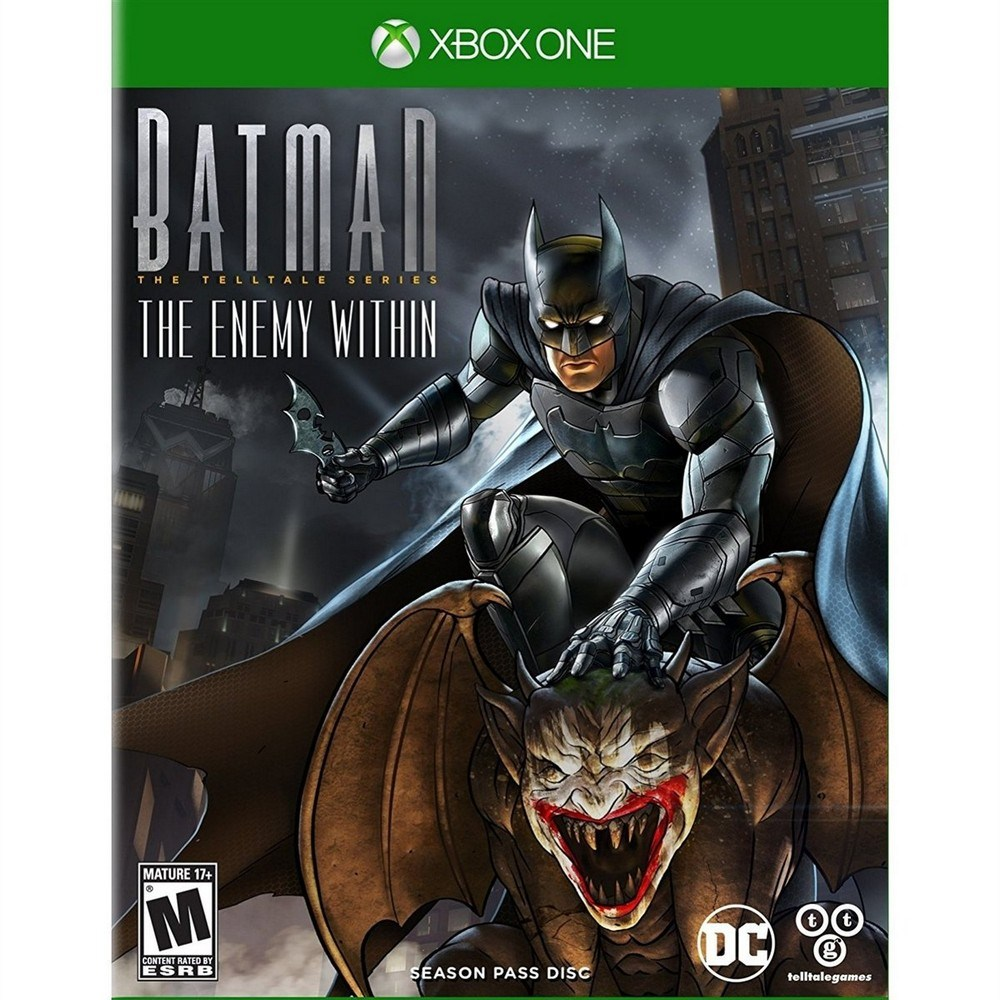 특가 상품 Xbox 배트맨 디 에너미 위딘 Batman The Enemy Within 선택1