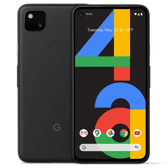 구글 픽셀 4a 128G Google Pixel 언락폰 추가금없음, 픽셀4a, 블랙