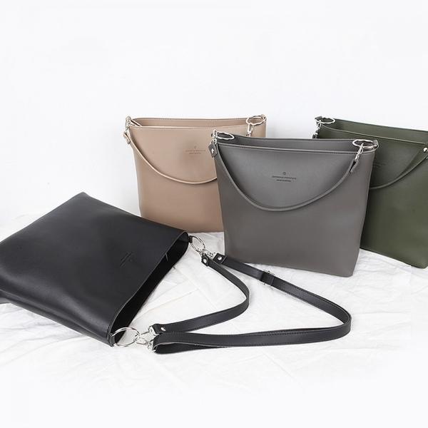 [DS] 데일리룩 깔끔한 핸드백 가방 여성 세련된 숄더백