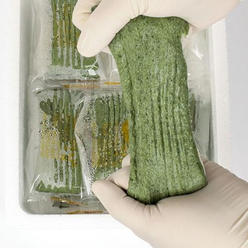 정말 쫀득쫀득 현미 쑥절편 쑥 떡 현미떡 1kg, 현미쑥절편 1kg