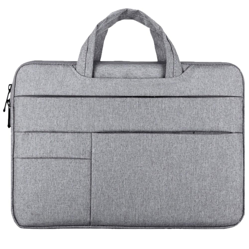 라이프란스 멀티포켓 방수 노트북 가방 파우치 15.6in 14in 13in