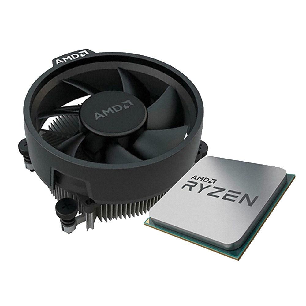 AMD 라이젠 5 3500 마티스 멀티팩 정품, 단일상품