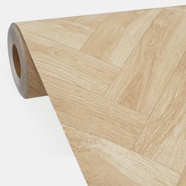 바닥 장판 시트지 헤링본 접착식 인테리어필름 LF003, 단품