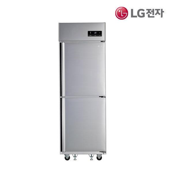 [LG전자] LG 업소용냉동고 C053AF 냉동2칸 500L, 상세 설명 참조