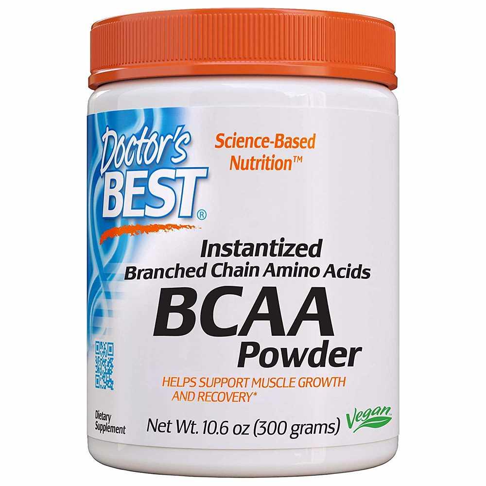 닥터베스트 인스턴타이즈 BCAA 파우더 300g - Doctors Best Instantized BCAA Powder, 상품명확인