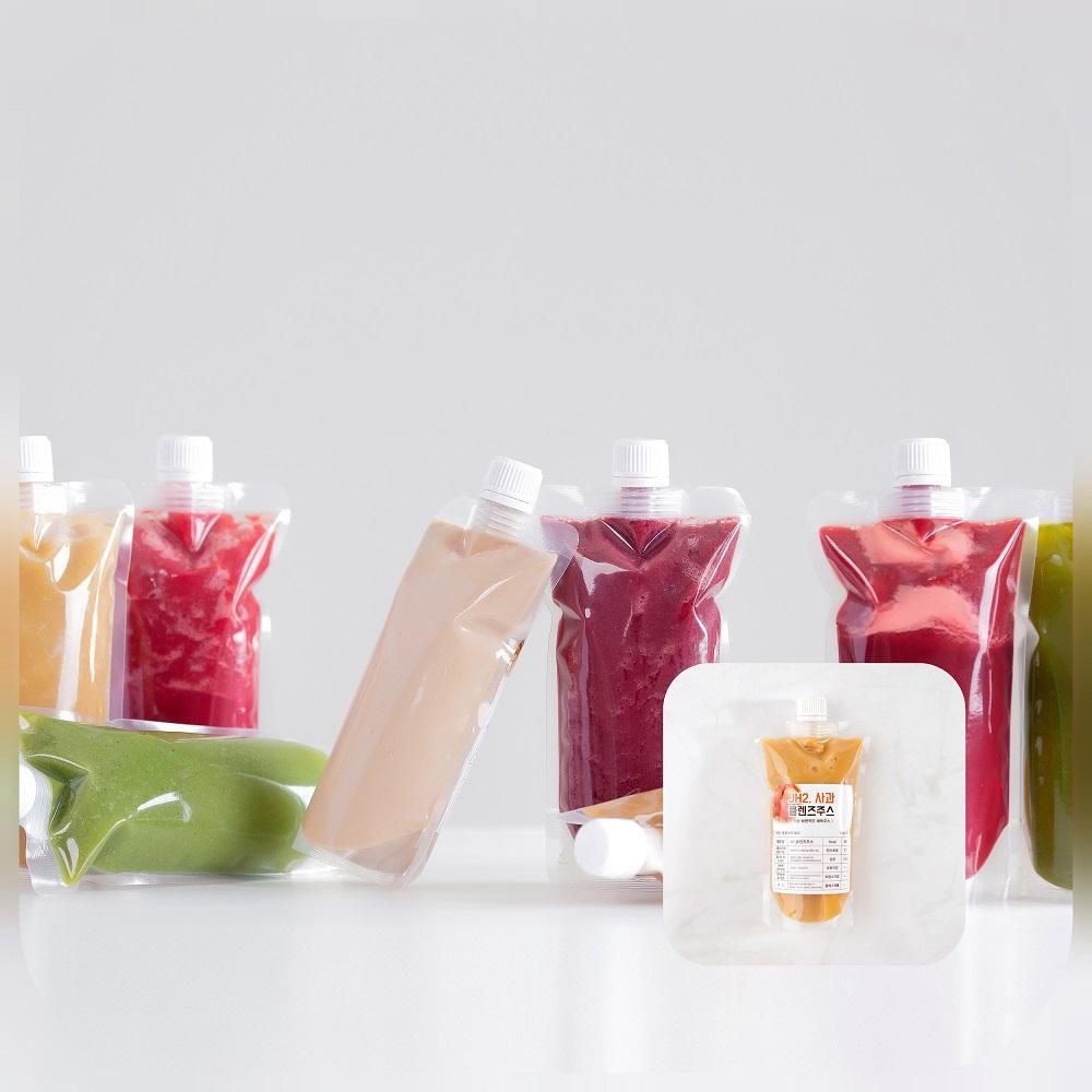 식사대용 클렌즈주스 건강음료 7가지맛세트 다이어트주스, 7개, 1개당 220ml
