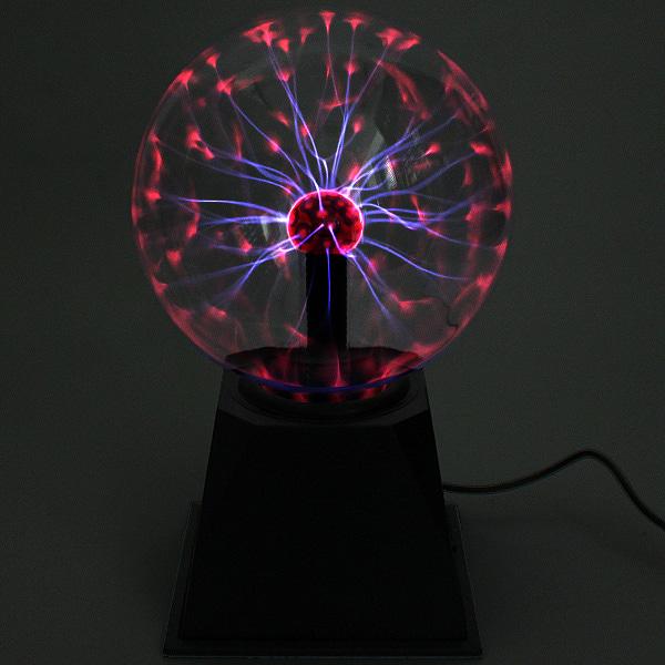 플라즈마 정전기볼 (중형 15cm)