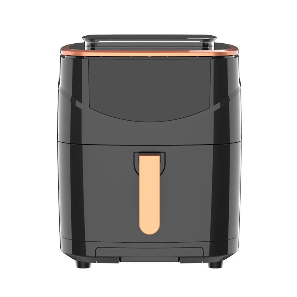 비비딕 대용량 에어프라이어 스팀 후라이기 7L 블랙, 단품 (POP 4853454064)