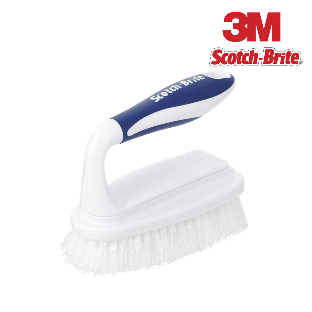 3M 다용도 브러쉬/욕실청소솔/청소솔/바닥솔/화장실솔, 단일상품