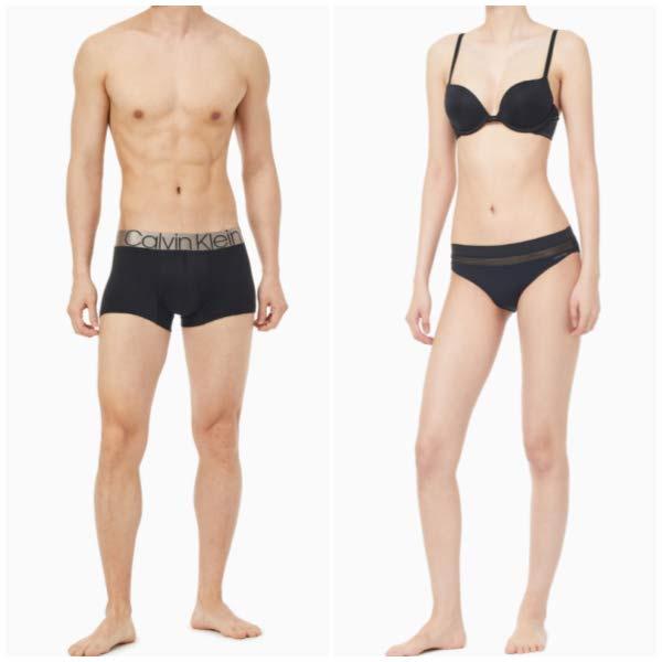 [현대백화점][CK언더웨어]20FW 남여 커플속옷 SET NB2540-QF5613AD-QF6048AD-UB1