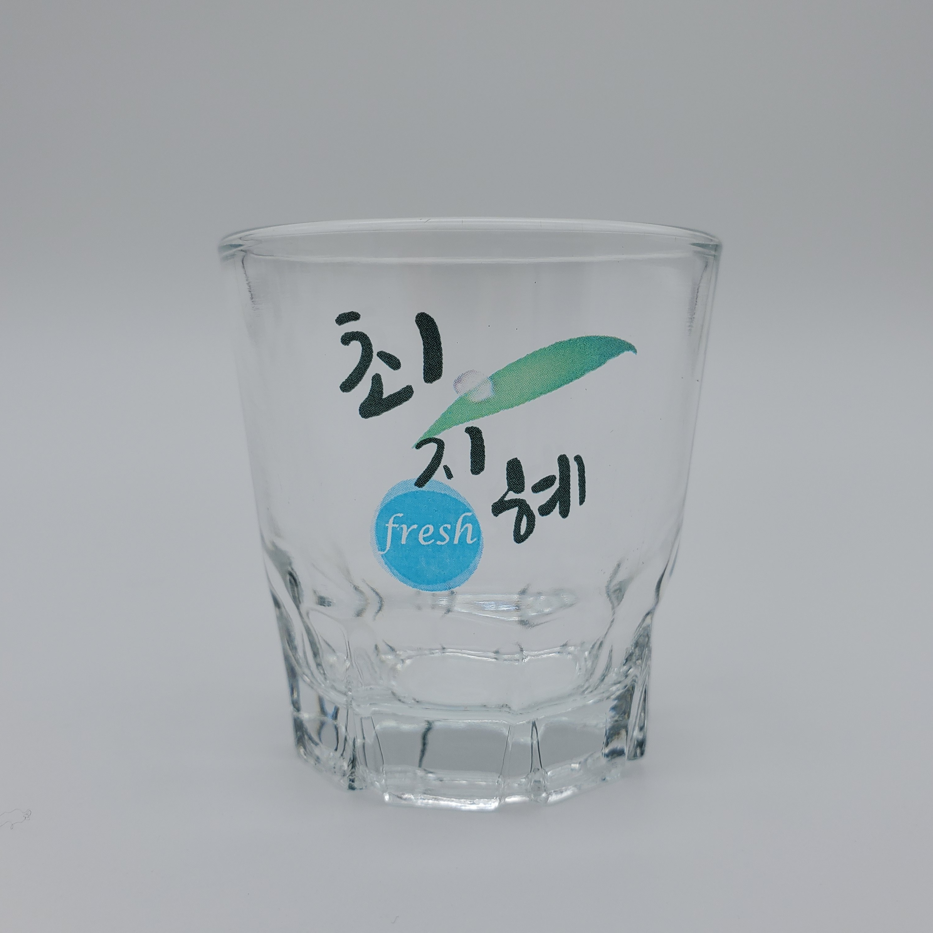 펭귄상점 소주잔 주문제작 특별한 개별맞춤 술잔, 1개, 참이슬(프레쉬)