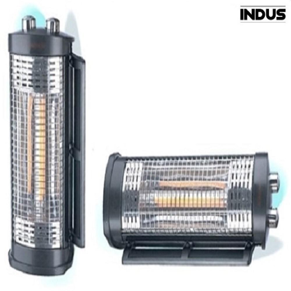 신일 사파이어 인더스 플리커 스탠드히터 타워형온풍기 컨벡터히터 전기히터 가스히터 카본스토브히터 석영관히터 전기온풍기 온풍히터 팬히터 5방향히터, 인더스~카본스토브/IN-1000FCH