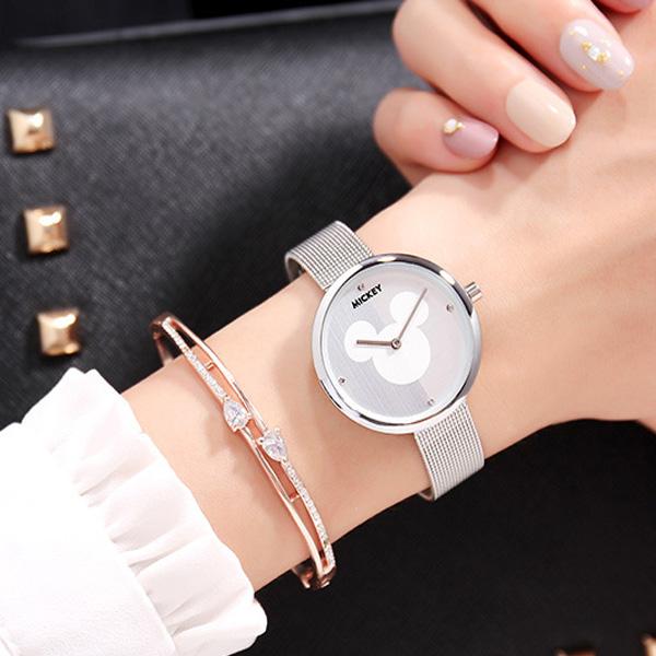 GM 미키 팔찌 시계 Mickey bracelet watch