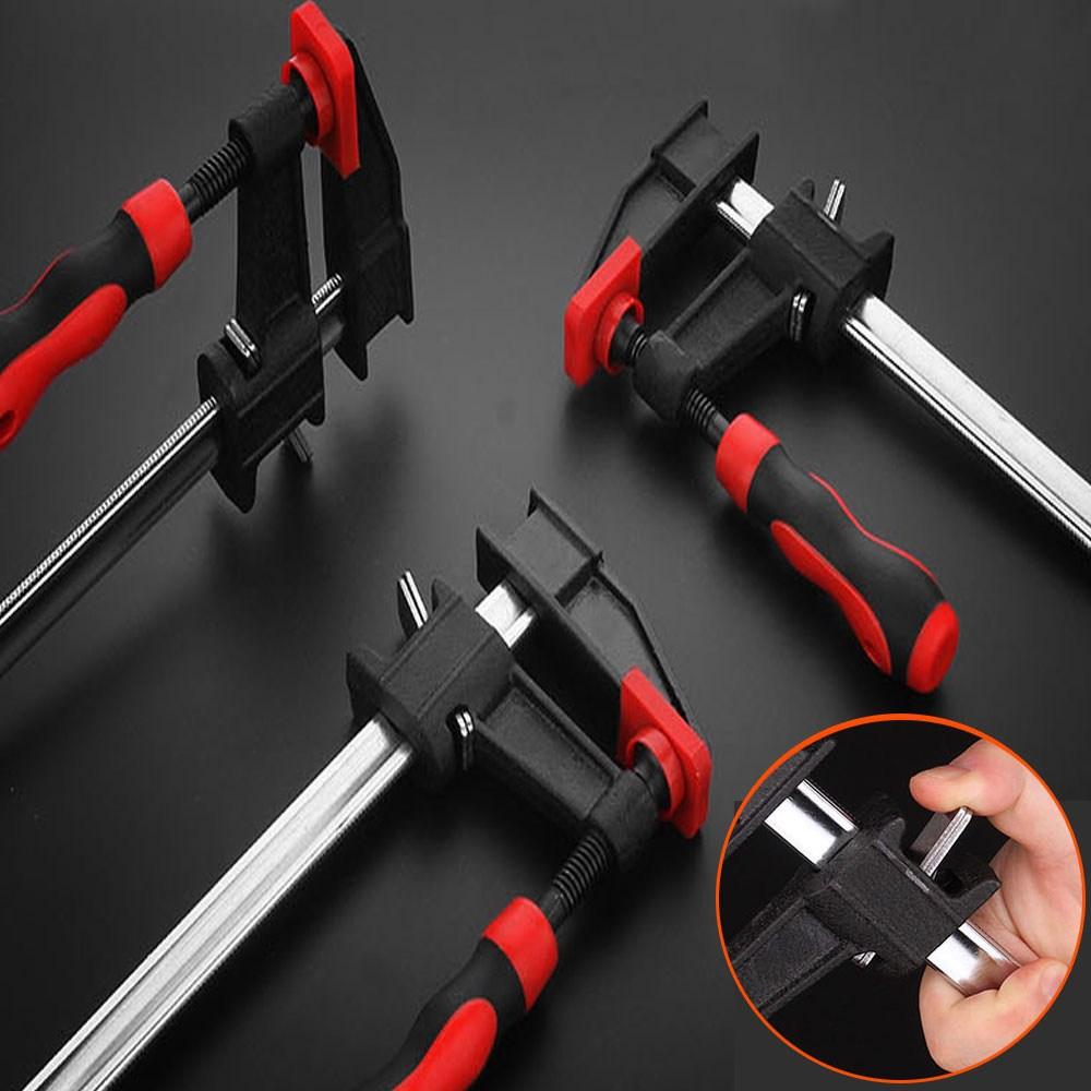 모칸도 (무료배송)대형바이스 클램프 만력기 F형 6인치, 1개