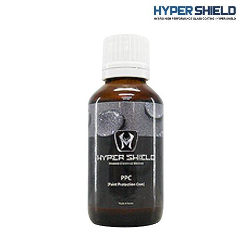 하이퍼쉴드 페인트보호코팅(Paint Protection Coat)30ml/ 최고급형 유리막코팅제