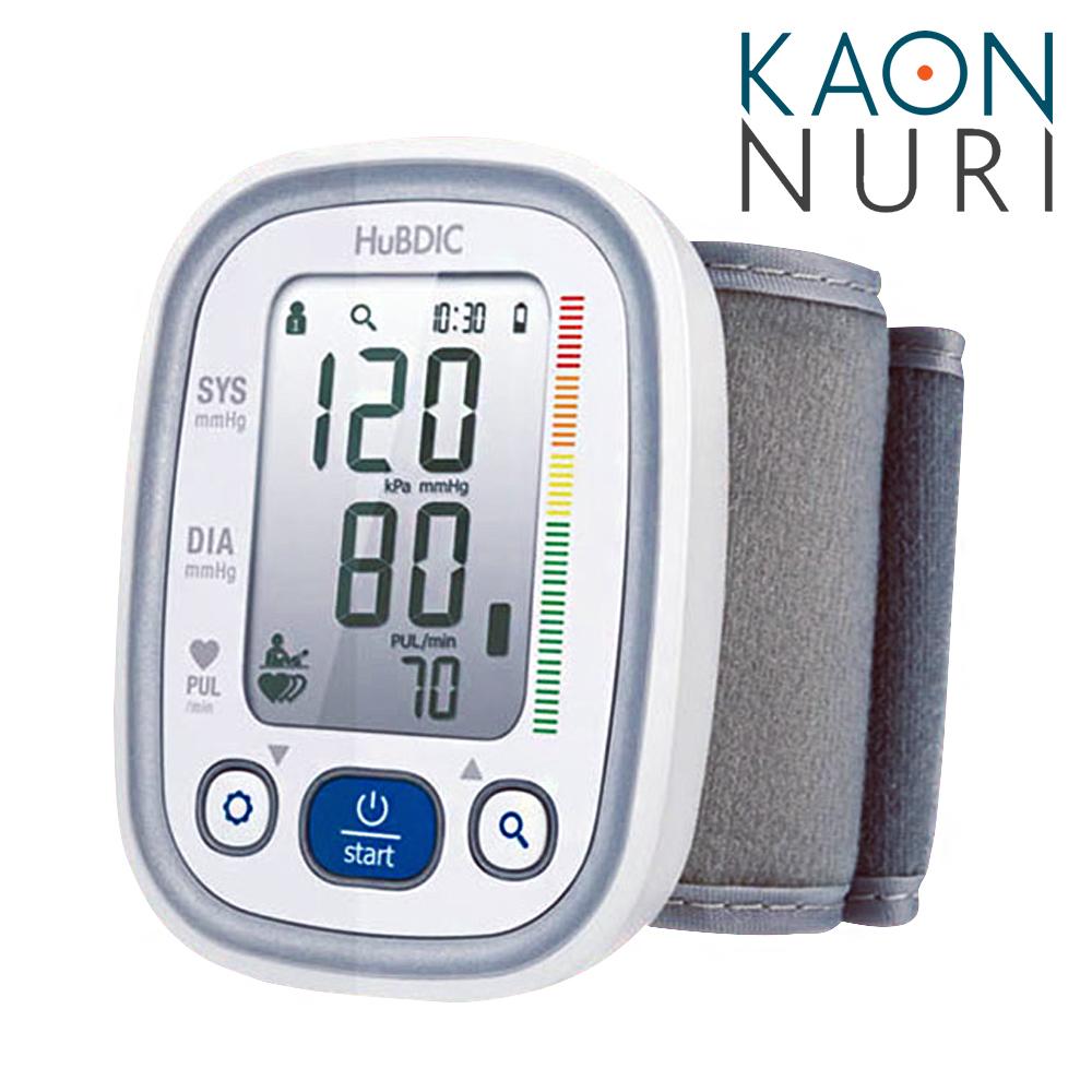 휴비딕 HBP-600 디지털 손목혈압계 혈압측정기, 1개