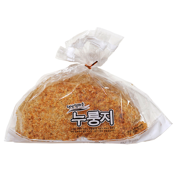 햅쌀 수제 누룽지 1.1Kg 옛날엄마손누룽지, 5봉, 220g