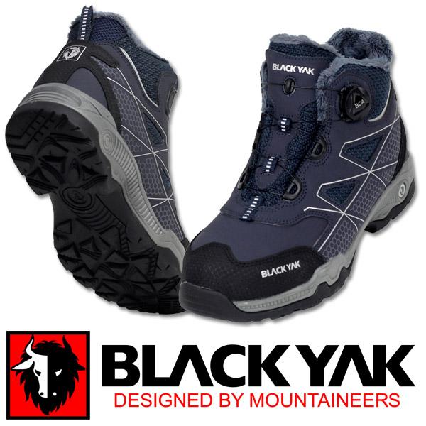블랙야크 6인치 다이얼 안전화 방한화 YAK-72 현장화