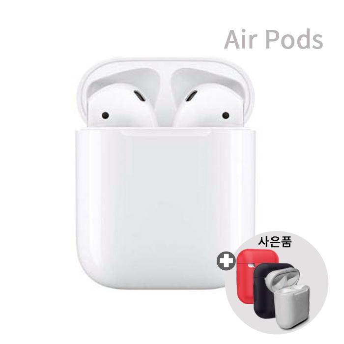 애플 에어팟 2세대 유선충전 MV7N2KH A 블루투스이어폰 에어팟 2세대 유선충전 MV7N2KHA