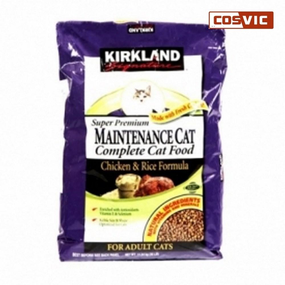 [코스빅몰] 코스트코 커클랜드 프리미엄 고양이사료 11.3kg