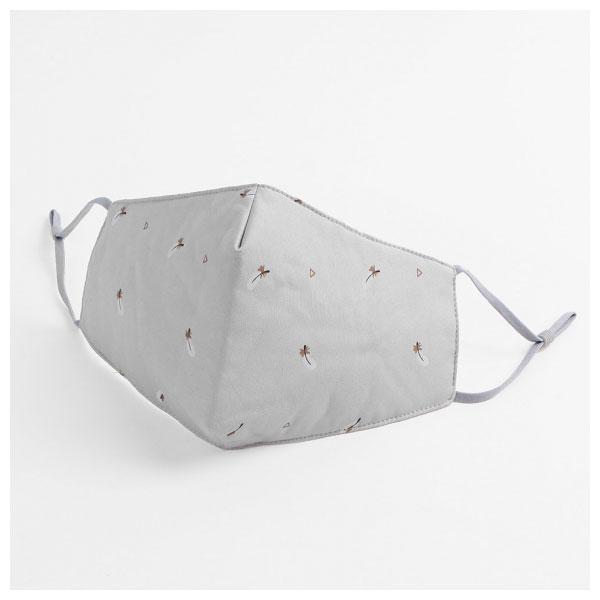성인용 대형 면마스크 X5개(그레이) 패션 입체마스크