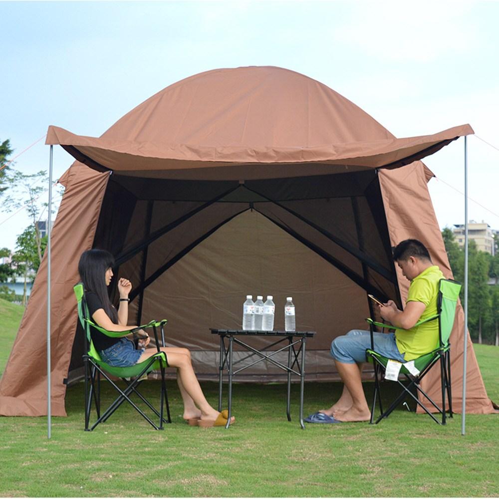 가성비 투룸 거실 암막 면 카 차박 라운지 텐트 쉘터