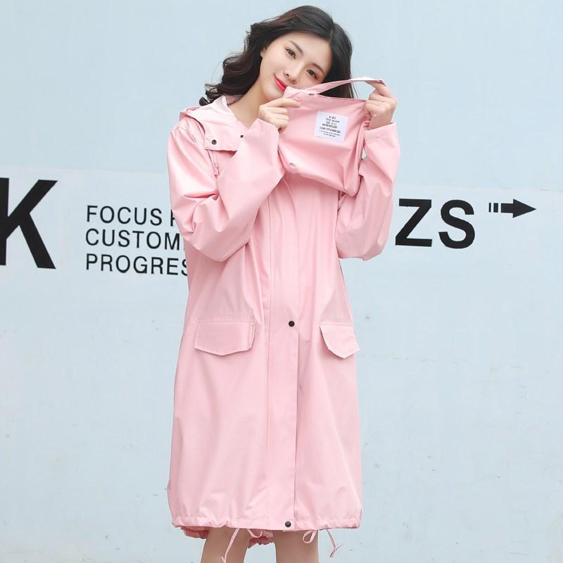 칠나무 성인용 남녀 공용 우의 비옷 레인코트 방수 우비 CRYY11
