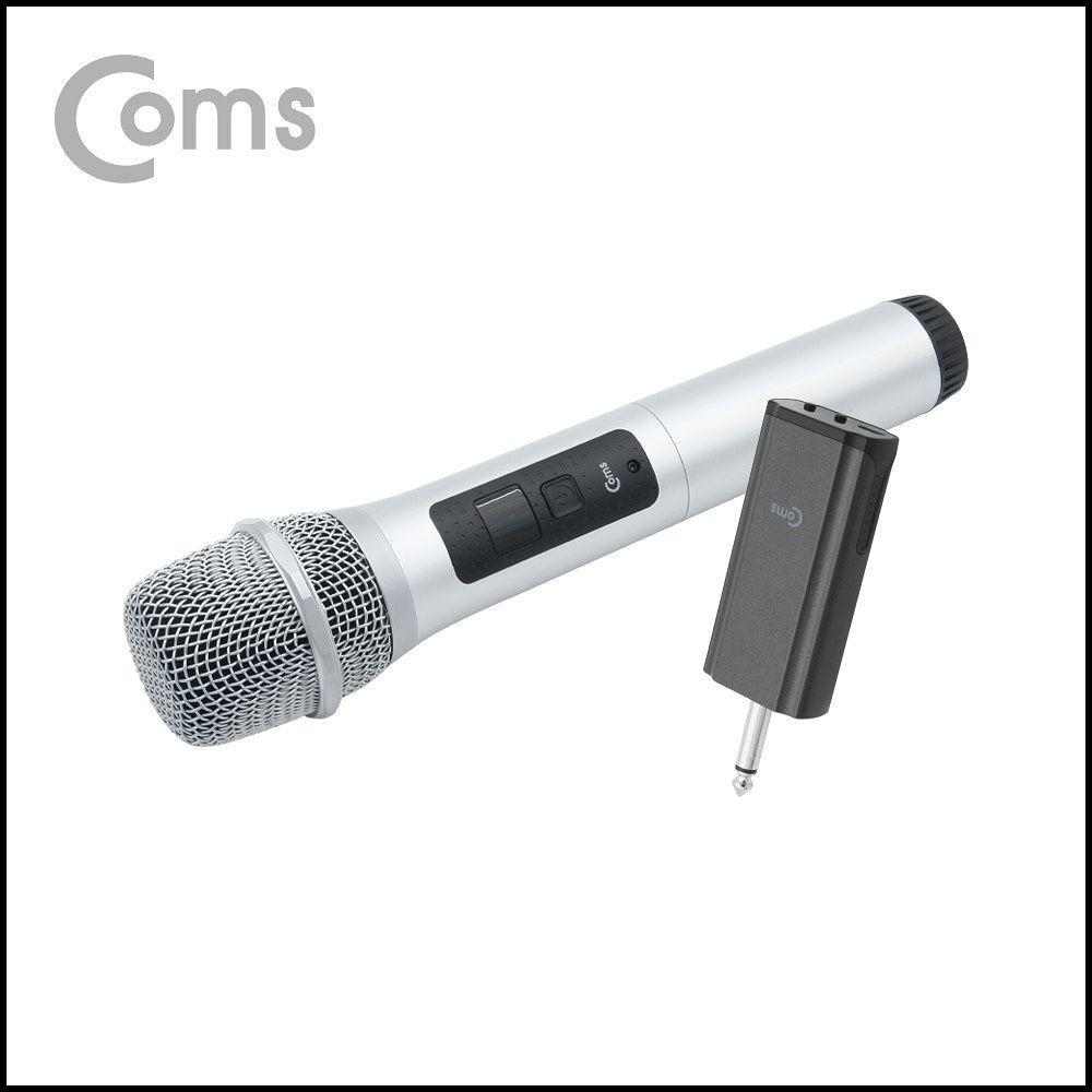 OT 공연용무선마이크 선생님 성가대 교사용 UHF 싱글 세트(수신기 방송용