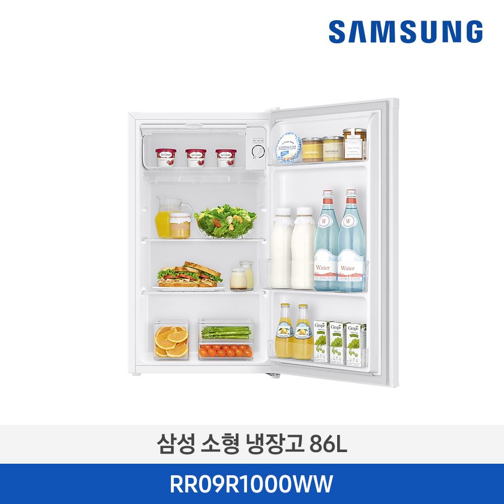 삼성전자 RR09R1000WW 일반 냉장고 1도어 86L 사업자전용 설치비무료