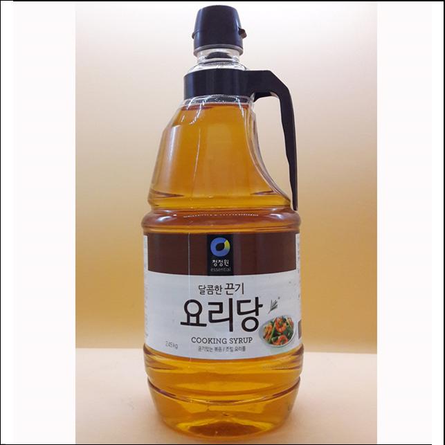 청정원 요리당 2.45kg 안동찜닭 진미채김밥 메추리알장조림 케이크 약식, 1개